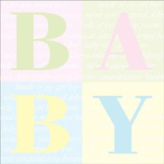 baby,background,card,template,text,words,cute,colors,pastel,yellow,pink,blue,green,card,making,scrapbooking,elements,art,illustration