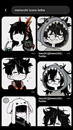 Aesthetic Art, Aesthetic Pictures, Black And White Instagram, Funny Profile Pictures, Cute Pastel Wallpaper, Phone Themes, Naruto Cute, Iphone Wallpaper Tumblr Aesthetic, Anime Best Friends