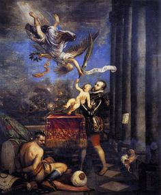 philip2. Тициан (Тициано Вечеллио)