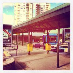 Estación Terminal de Tren Tigre - @tigremunicipio- #webstagram