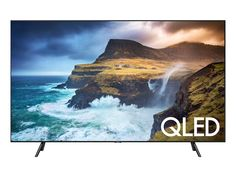 Win a Samsung QLED Smart TV! Powered by Quantum dots, Samsung's Series Smart TV delivers over a billion shades of brilliant color for a truly immersive viewing experience. Smart Tv Samsung, Samsung Tvs, Samsung Galaxy, Smart Tv Philips, Tv Sony, Tv Plasma, Galaxy Note, Tv 40, Quad
