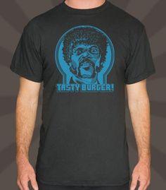 Tasty Burger T-Shirt | 6DollarShirts lol