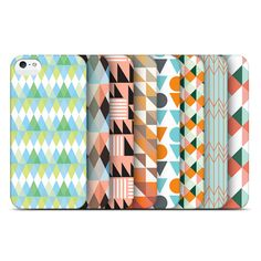 Muovo patterns for Lab.C iPhone cases