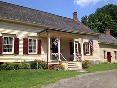 The Traveling Grandma: Adventures with Isabelle: Van Wyck Homestead Fishkill, NY