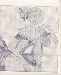 Cross Stitch Designs, Cross Stitch Patterns, Cross Stitch Fairy, Cross Stitch Needles, Female Characters, Cross Stitching, Textile Art, Veronica, Faeries