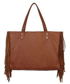 Payton Tote - Saddle Now on sale for $169