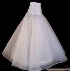 can can para vestido de novia | Aprender manualidades es facilisimo.com