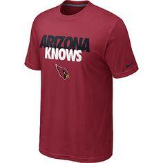 0cb04f4e0e8 Nike Arizona Cardinals Draft T-Shirt - NFLShop.com  27.99 medium Football  Gear
