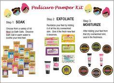 Pedicure Pamper Kit