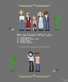 Hilariousness with the trail to Oregon. Starkid