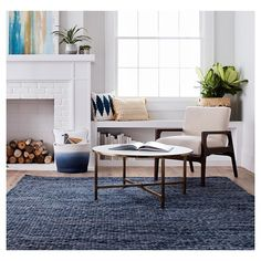 Marlton Round Coffee Table - Threshold™ : Target
