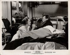 north to alaska capucine | Capucine and John Wayne in North to Alaska directed by Henry Hathaway ...
