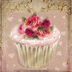 A sweet treat for you from my Etsy Shoppe. I love cupcakes. making them, eating them, decorating them. anything to do with cupcakes i.