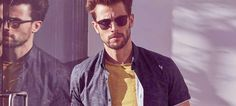 Our colour law tips  http://www.menstylefashion.com/colour-law-yellow-orange-brown/