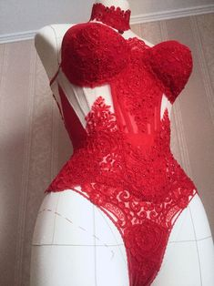 Lingerie Party, Lingerie Outfits, Red Lingerie, Pretty Lingerie, Beautiful Lingerie, Sexy Outfits, Women Lingerie, Cute Outfits, Red Fashion Outfits