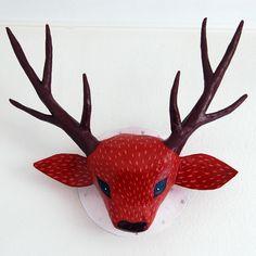 A strawberry deer...  @Hannah Adams
