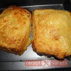 Sütőben sült bundás kenyér