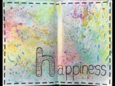 Art Journal - Page 154 - YouTube