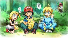 Ash y may fanfic buscar con google