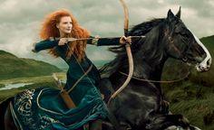 Disneys Märchen: Jessica Chastain im Wunderland