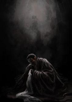 Phantom pain by LucasParolin.deviantart.com | The Phantom of the Opera