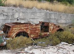 A VW Thing that has seen better days. Vw T1, Volkswagen Thing, Better Day, Abandoned, House Styles, Outdoor, Porsche, Hair Cuts, Facebook