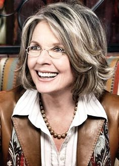 Should I go short...this is cute!  Diane Keaton