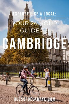 Wondering what are the best things to do in Cambridge England? Well this one day in Cambridge itinerary. Will help you find top things to do in Cambridge including visiting the university colleges, what to see on a Cambridge day trip, best Cambridge photography, what foods to eat, and more important information for your travels to Cambridge UK. Everything you'll in to know what to do in Cambridge in one day. Day trip to Cambridge | Cambridge England day trip | 1 day in Cambridge | Europe Destinations, Europe Travel Tips, Travel Guides, Travel Plan, Travel Advice, London Travel Blog, Dublin Travel, Ireland Travel, Day Trips From London