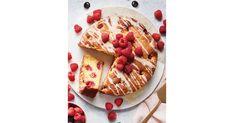 Fresh Raspberry & Orange Cake Raspberry, Pie, Sweets, Cakes, Fresh, Baking, Orange, Desserts, Food