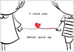 I would be mad to give up your love............. It is the most precious gift I have ever been given...!!!