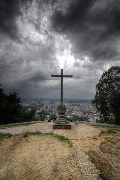 Guatemala. Ciudad de la Antigua Guatemala. Cerro de la Cruz. Explore 31 de julio de 2013