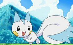 So cute! I'm a big Pachirisu fan! ^-^