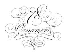 Parfumerie ScriptbyTypesenses