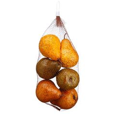 12' Artificial Bagged Pear -Green/Brown (pack of 6) -- Check out the image by visiting the link.