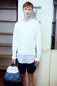 Wooyoungmi Menswear SS14