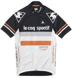 Le Coq Sportif ハンソデシャツ / Bike shirt on ShopStyle