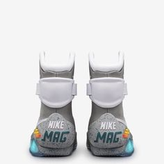 http://SneakersCartel.com More official images from Nike of the 2016 auto lace Air Mag... #sneakers #shoes #kicks #jordan #lebron #nba #nike #adidas #reebok #airjordan #sneakerhead #fashion #sneakerscartel