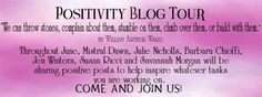 Mistral Dawn's Musings: #Positivity...A #Year #Later