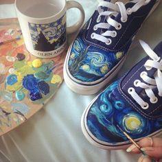 Una obra de arte en tus pies