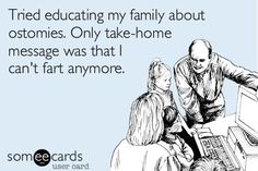 This is pretty much my family's exact reaction...