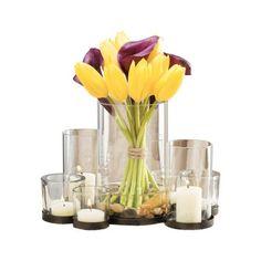 Pomeroy Classique Centerpiece Candle Holder 670381