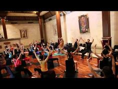 GYROKINESIS (R) Demonstration by Mary Jo Cohen, Portland, OR - YouTube
