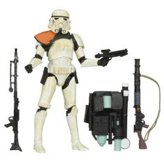 Star Wars The Black Series Sandtrooper Figure 6 Inches - Action & Toy Figures #action #figures #kids #toys #Christmas #gift #wish #list #holiday $10.12