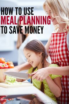 Use+Meal+Planning+To+Help+You+Save+Money