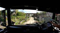 trucker mark  multi dropping through wales trip4 day4