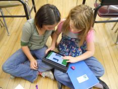Ideas for one iPad in the classroom