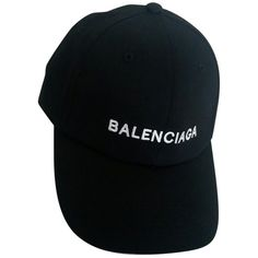 Hat BALENCIAGA (€255) ❤ liked on Polyvore featuring accessories, hats, headwear, caps, cotton hat, cotton cap, cap hats and balenciaga