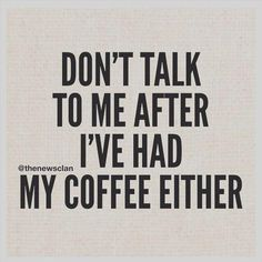 Just don't - i prefer time with my coffee.