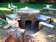 Dominick's Pizza Oven - Forno Bravo Forum: The Wood-Fired Oven Community