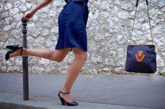 "Sac ""Ondalles""  #JaneEymar #ArtDeco #Bag"